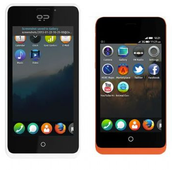 firefox os keon and peak